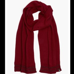 Brand New* Levi's Women's Red Scarf